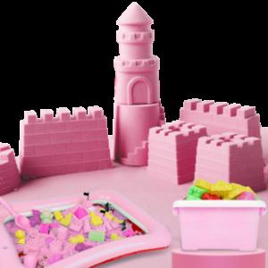 zkp 儿童 太空玩具沙 4斤 7.8元包邮
