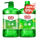 Liby 立白 茶籽洗洁精 1.45kg*2瓶 *3件47.76元(3件8折,合15.91元/件)
