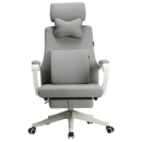 Hbada 黑白调 HDNY116-QJD 布艺家用电脑椅 699元包邮(双重优惠)¥699
