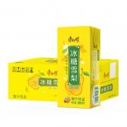 限地区:康师傅 冰糖雪梨250ml*24盒13.95元(1件5折)