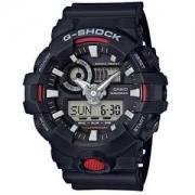 9日8点:CASIO 卡西欧 G-SHOCK GA-700-1AJF 男士腕表