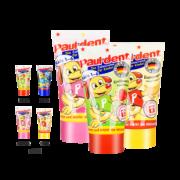 宝儿德1-6岁宝宝儿童牙膏换牙期草莓味可吞咽德国进口3件  券后47.4元¥87