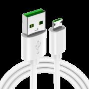 FYB 凡亚比 Micro USB 安卓手机数据线 1m  券后1.1元