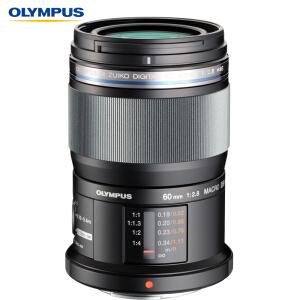 OLYMPUS 奥林巴斯 M.ZUIKO DIGITAL ED 60mm F2.8 Macro 微距镜头