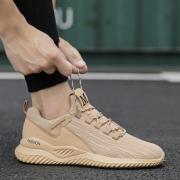 新款秋季男鞋韩版潮流百搭棉鞋