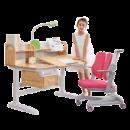 Totguard 护童 实木系列 512SW+620 学习桌椅套装 3910元包邮¥3910