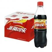 WAHAHA 娃哈哈 非常可乐 碳酸饮料 500ml*12瓶