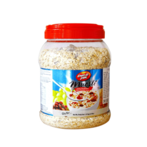 88VIP:DAN·D·PAK 丹帝水果坚果营养早餐燕麦片 1.35kg*2件 150.48元包邮包税(双重优惠)
