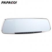 PAPAGO 趴趴狗 汽车行车记录仪 Q28 前后双镜头停车监控