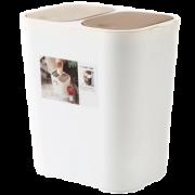 藤家里手 厨余带盖分类垃圾桶 27.7元(需用券)¥28