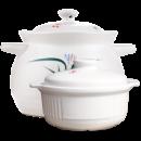 康舒 耐高温养生陶瓷煲 2000ml 19.9元(需用券)¥20