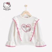 Hellokitty 女童休闲时尚针织衫毛衣 69.4元包邮(需用券)