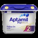 Aptamil 爱他美 白金版婴儿配方奶粉 2段 800g *4 659元包邮(需用券)¥659