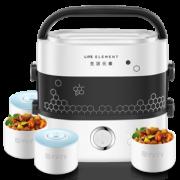 LIFE ELEMENT 生活元素 DFH-F100 蒸煮饭盒 79元包邮(需用券)¥79