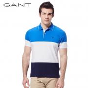 GANT 甘特 252111 衫撞色短袖POLO衫 149元包邮