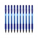 ZEBRA 斑马牌 C-JJ100 中性笔 0.5mm 蓝色 10支装 *3件32.34元(合10.78元/件)