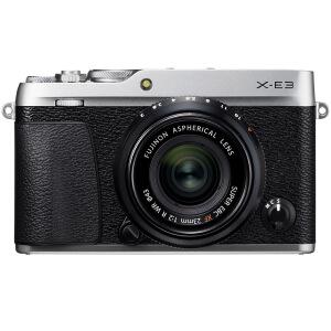 FUJIFILM 富士 X-E3(23mm f/2)APS-C画幅无反相机套机