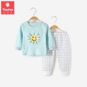 TINSINO 纤丝鸟 儿童内衣套装 *3件