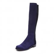 STUART WEITZMAN RESERVE系列 5050系列 女士经典粗跟过膝长靴 2039.3元包邮(双重优惠)¥2039