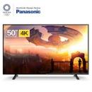 17日0点、历史低价: Panasonic 松下 TH-50FX580C 50英寸 4K液晶电视2199元包邮