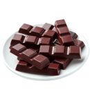 夹心混合味儿巧克力500g 12.9元包邮¥13