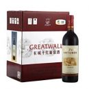 GREATWALL 长城 华夏葡园 清新干红葡萄酒 整箱装750ml*6瓶118元包邮(折19.67元/瓶)