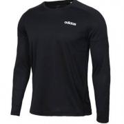 adidas阿迪达斯 2019男子运动训练 圆领长袖T恤 DU126490元包邮(需用券)