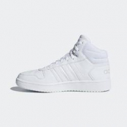 38女神节预售: adidas 阿迪达斯 HOOPS 2.0 MID B42099 女子休闲运动鞋