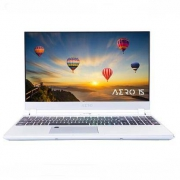 GIGABYTE 技嘉 NewAero15 15.6英寸笔记本电脑(i7-9750H、8GB、512GB、GTX1650、4K)