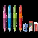 STABILO 思笔乐 矫姿自动铅笔 3.15mm 送笔芯+卷笔刀+橡皮 49元包邮(需用券)¥49
