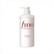 SHISEIDO资生堂FINO美容复合精华洗发水滋润型550ml*3件
