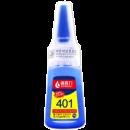 GUBAILI 固百力 401强力胶水 20g 3.8元包邮(需用券)¥4