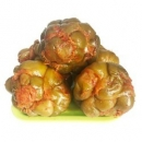 尼亚人 涪陵榨菜 全形腌制榨菜头 5斤 11.8元包邮¥12