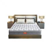 喜临门床垫 理想生活 洁净竹炭乳胶高档独袋弹簧床垫 高科技远红外面料 防螨健康呵护 25cm