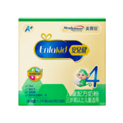 88VIP:MeadJohnson Nutrition 美赞臣 安儿健A 儿童配方奶粉 4段 1200g *2件 238.2元包邮(合119.1元/件)¥146
