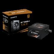 GIGABYTE 技嘉 B700H 半模组电源 700W 354元包邮(需用券)¥354