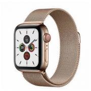 Apple 苹果 Watch Series 5 智能手表 40mm 米兰尼斯表带4999元包邮