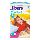 Libero 丽贝乐 婴儿纸尿裤 M84片 59元包邮(需用券)¥59
