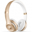 Beats Solo3 Wireless 头戴式蓝牙耳机 金色920.55元包邮