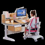 Totguard 护童 实木系列 HTH-512SNW+HTY-620 学习桌椅套装 4260元包邮(用券)¥4260