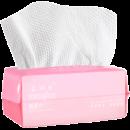 蒙丽丝 纯棉洗脸巾洁面巾50片 5.1元起包邮¥4