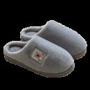 Warrior 回力 毛绒居家棉鞋 半包跟 多码可选 16.9元包邮(需用券)¥17