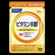 88VIP:FANCL 维生素B 60粒装 复合VB  *2件 46.28元(多重优惠)¥46
