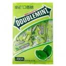 DOUBLEMINT绿箭 原味薄荷味口香糖100片300g19.9元包邮