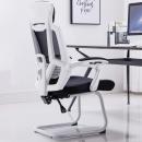 BECAUSES 伯力斯 MD-0895-W 弓形固定脚电脑椅 399元包邮¥399