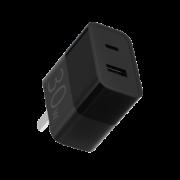 ZMI 紫米 快充版2口 1A1C 充电器 30W 49元包邮¥49