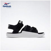 Reebok锐步 SANDALSTYL复古休闲魔术贴凉鞋 GKQ00 EF9613 *3件437.6元(合145.87元/件)
