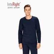 InteRight 男士全棉圆领保暖内衣套装*2件89元(89元选2件,合44.5元/件)