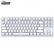 ROYAL KLUDGE 987 白色背光机械键盘 (Cherry茶轴、白色)
