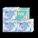 Cherishlife 小护士 日用组合装卫生巾50片 15.9元包邮(需用券)¥16